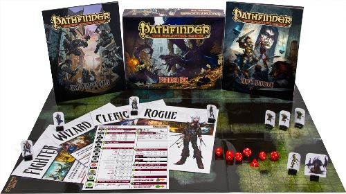 Pathfinder Rules Pdf
