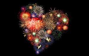 fireworks-heart