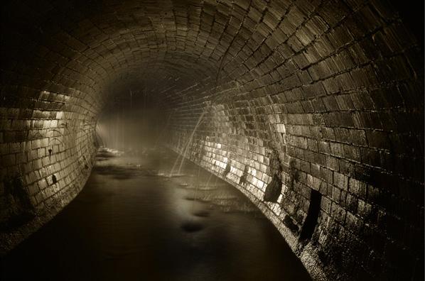 sewers