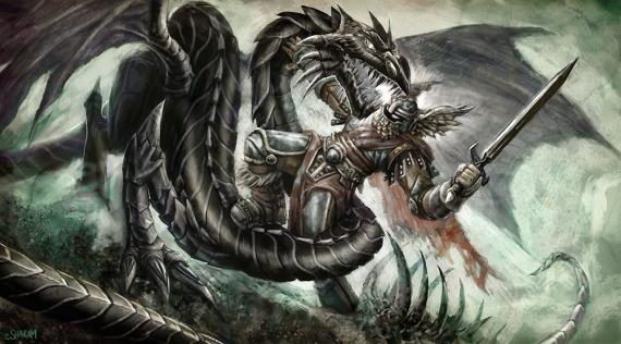 dragon-duel