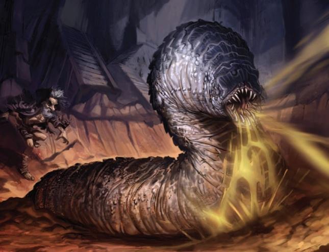 necroworm-queen