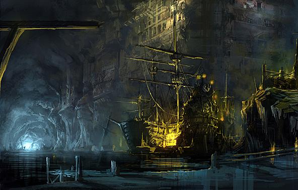 pirate-cave