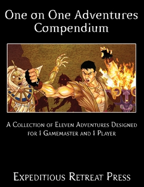 Who wants to run a Pathfinder solo adventure? | Pathfinders